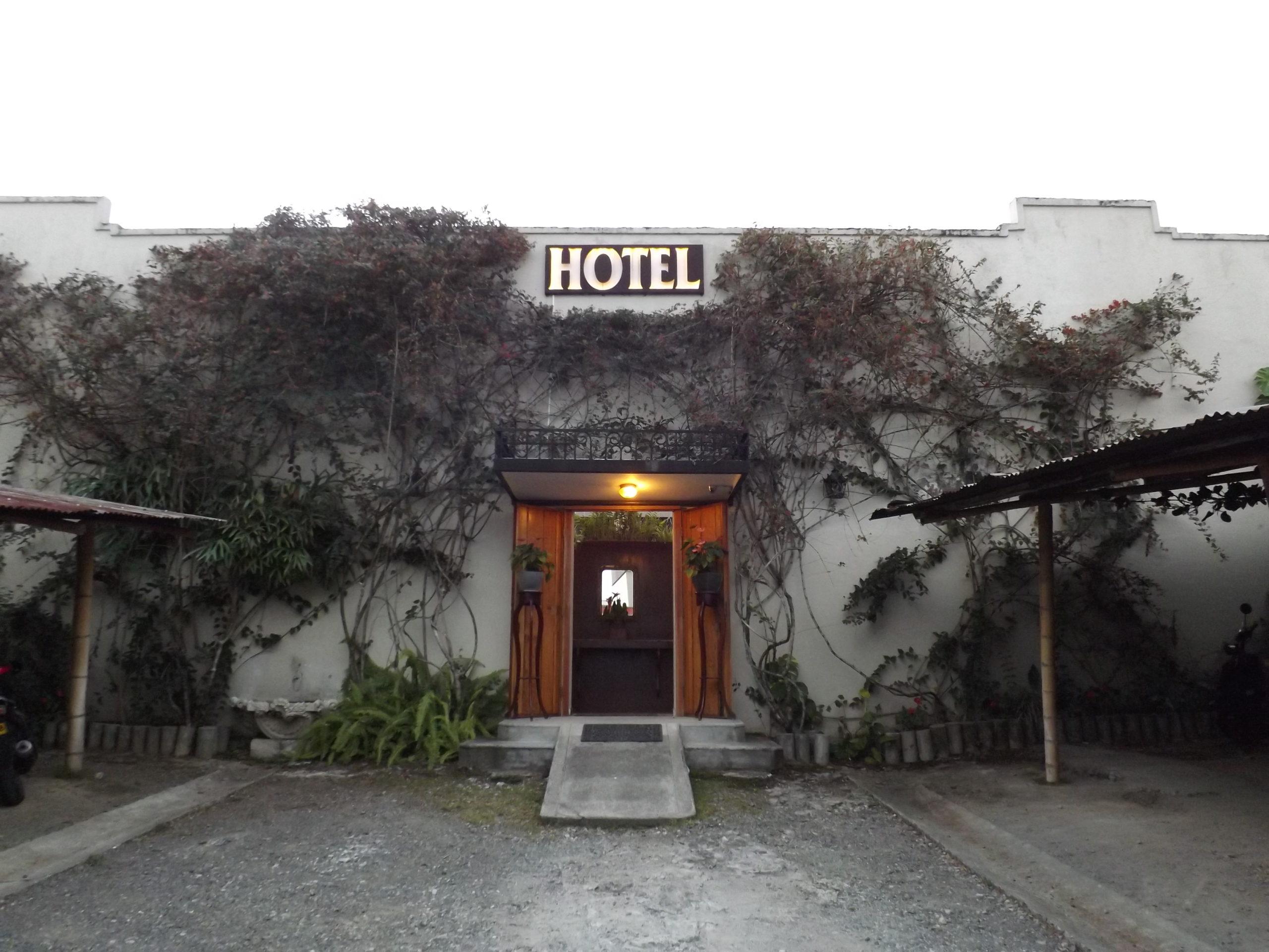 Parqueadero Hotel Don Alfonso